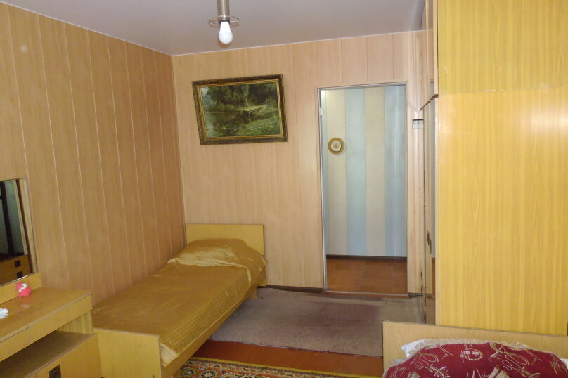 2-комн. квартира, 62 кв.м. на 5 человек, улица Энгельса, 4А, Ейск - Фотография 8
