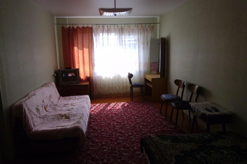 2-комн. квартира, 62 кв.м. на 5 человек, улица Энгельса, 4А, Ейск - Фотография 9