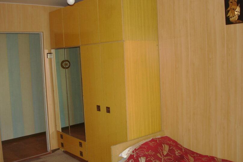 2-комн. квартира, 62 кв.м. на 5 человек, улица Энгельса, 4А, Ейск - Фотография 15