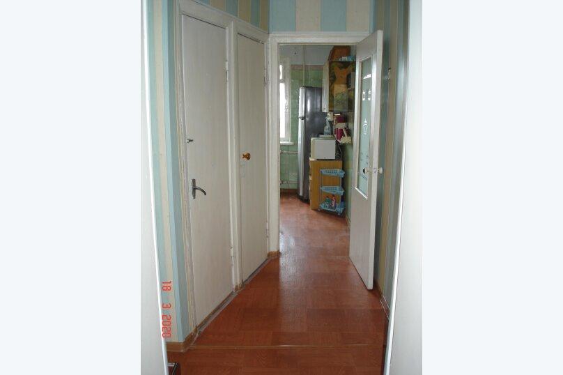 2-комн. квартира, 62 кв.м. на 5 человек, улица Энгельса, 4А, Ейск - Фотография 18