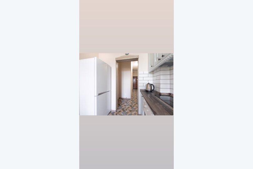 1-комн. квартира, 40 кв.м. на 4 человека, Пионерский проспект, 57к4, Джемете - Фотография 23