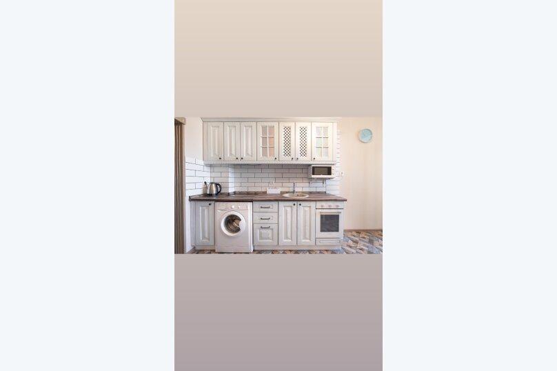 1-комн. квартира, 40 кв.м. на 4 человека, Пионерский проспект, 57к4, Джемете - Фотография 24