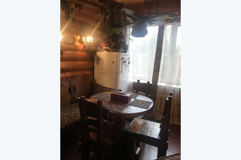 Усадьба, 100 кв.м. на 9 человек, 4 спальни, деревня Витьбино, 3, Пено - Фотография 3