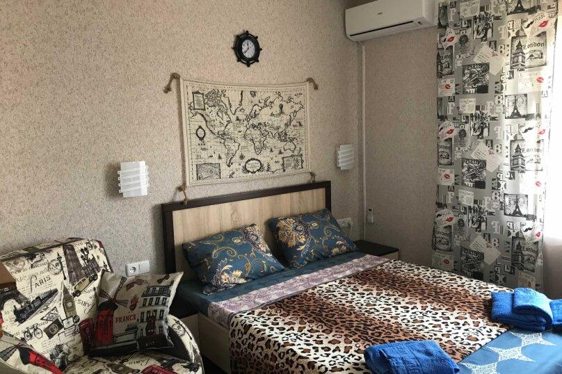 3-х местный улучшенный, Приморская улица, 9, Солнечногорское - Фотография 1