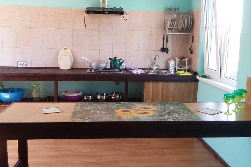 Дом, 30 кв.м. на 4 человека, 1 спальня, Приморская улица, 22Б, Благовещенская - Фотография 4