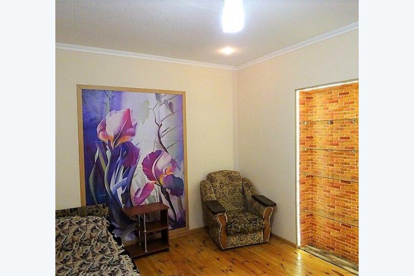 2-комн. квартира, 42 кв.м. на 4 человека, улица Владимира Луговского, 7, Симеиз - Фотография 11