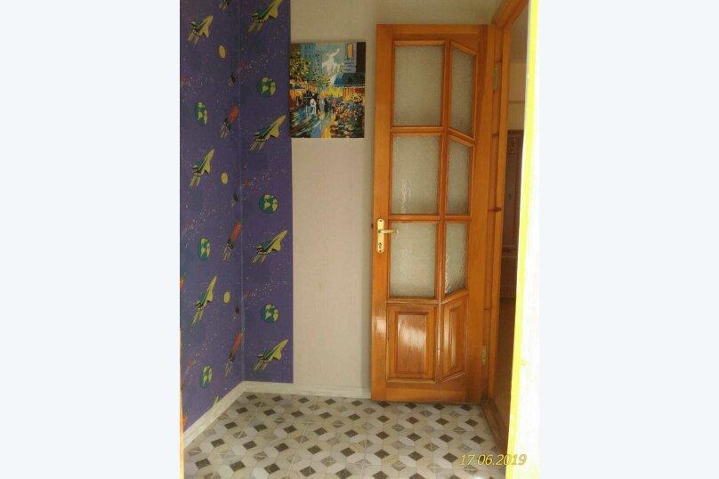 3-комн. квартира, 95 кв.м. на 6 человек, улица Владимира Луговского, 7, Симеиз - Фотография 12