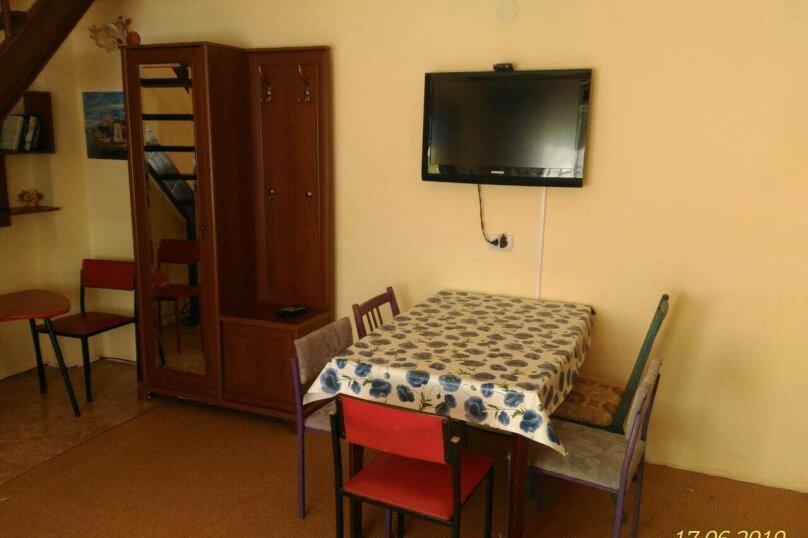 3-комн. квартира, 95 кв.м. на 6 человек, улица Владимира Луговского, 7, Симеиз - Фотография 14