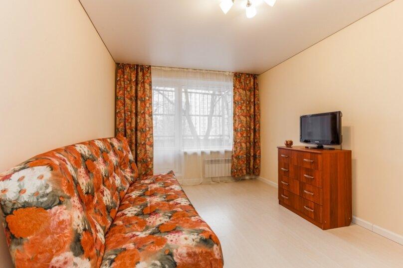 2-комн. квартира, 45 кв.м. на 4 человека, Литовский бульвар, 6к3, Москва - Фотография 2