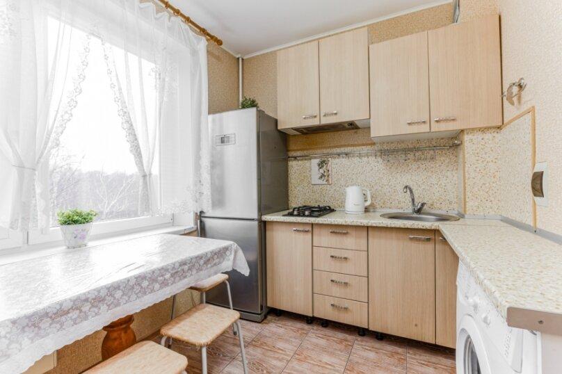 1-комн. квартира, 40 кв.м. на 2 человека, улица Островитянова, 16к3, Москва - Фотография 8
