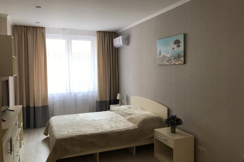 1-комн. квартира, 40 кв.м. на 3 человека, Астраханская улица, 76, Анапа - Фотография 1