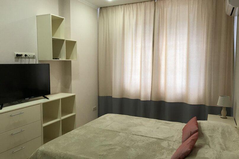 1-комн. квартира, 40 кв.м. на 3 человека, Астраханская улица, 76, Анапа - Фотография 2