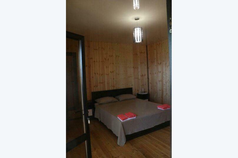 Двухместный номер Делюкс с 1 кроватью и дополнительной кроватью, Молочный совхоз , 10, Пицунда - Фотография 2