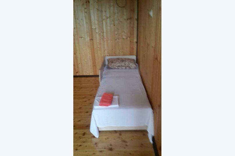 Двухместный номер Делюкс с 1 кроватью и дополнительной кроватью, Молочный совхоз , 10, Пицунда - Фотография 6