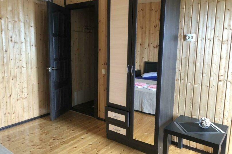 Двухместный номер Делюкс с 1 кроватью и дополнительной кроватью, Молочный совхоз , 10, Пицунда - Фотография 7