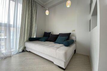 1-комн. квартира, 35 кв.м. на 4 человека, Крымская улица, 89, село Мамайка, Сочи - Фотография 1