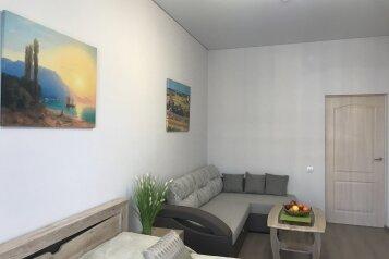 1-комн. квартира, 40 кв.м. на 4 человека, Пионерский проспект, 57к1, Анапа - Фотография 1