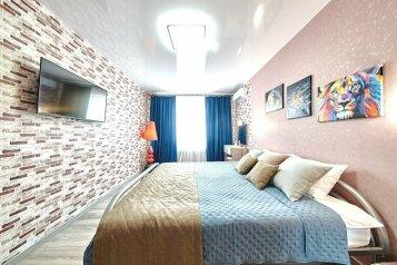 1-комн. квартира, 42 кв.м. на 4 человека, проспект Ленина, 52А, Новороссийск - Фотография 1