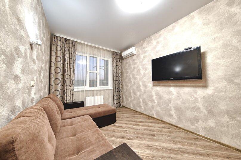 1-комн. квартира, 42 кв.м. на 2 человека, улица Энгельса, 95, Новороссийск - Фотография 2