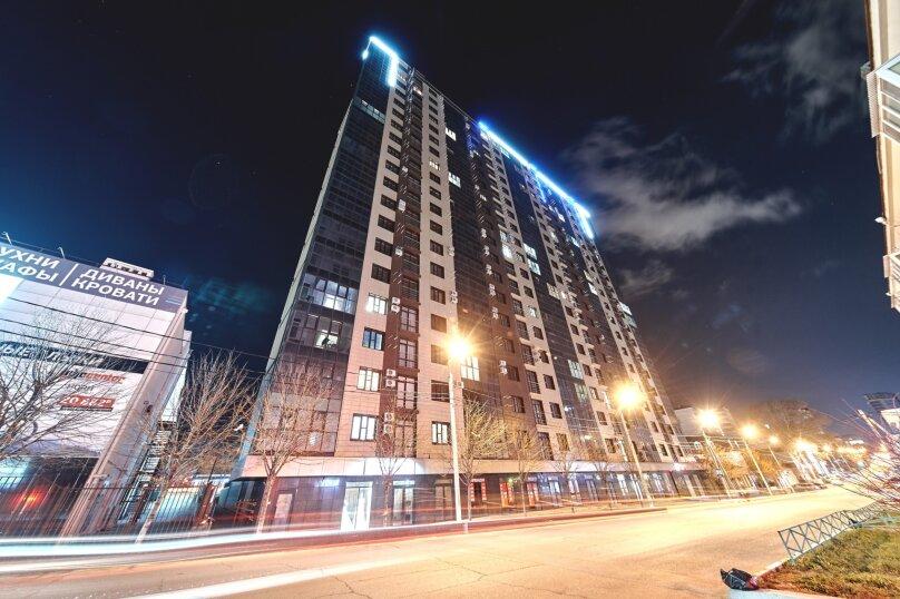 1-комн. квартира, 42 кв.м. на 2 человека, улица Энгельса, 95, Новороссийск - Фотография 14