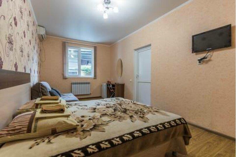 Комфорт (1-комнатный), Портовая улица, 5, Джубга - Фотография 4