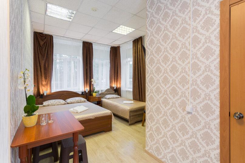 Улучшенный номер с 2 кроватями, Красноказарменная улица, 3А, Москва - Фотография 2