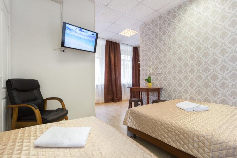 Улучшенный номер с 2 кроватями, Красноказарменная улица, 3А, Москва - Фотография 3