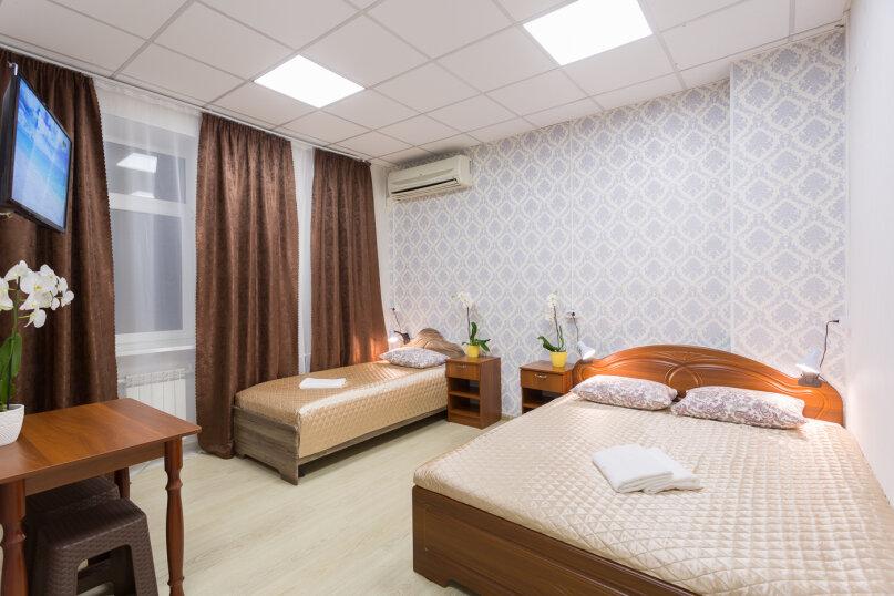 Улучшенный номер с 2 кроватями, Красноказарменная улица, 3А, Москва - Фотография 7
