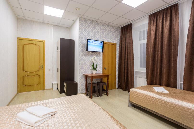 Улучшенный номер с 2 кроватями, Красноказарменная улица, 3А, Москва - Фотография 8