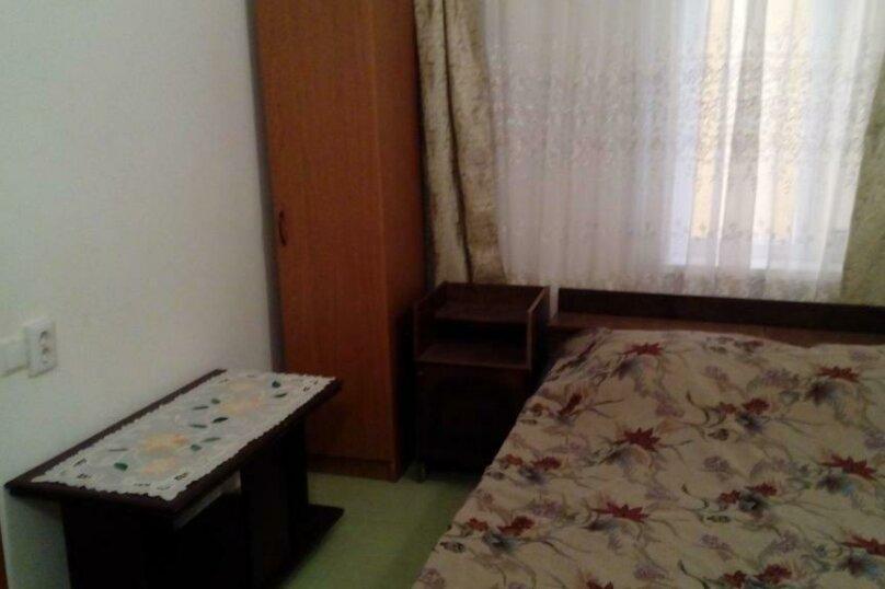Улучшенный четырехместный номер, Озёрная улица, 29, ПК Кавказ, Голубицкая - Фотография 3