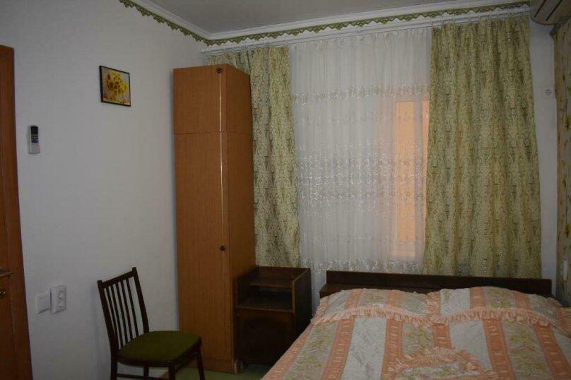 Улучшенный четырехместный номер, Озёрная улица, 29, ПК Кавказ, Голубицкая - Фотография 4