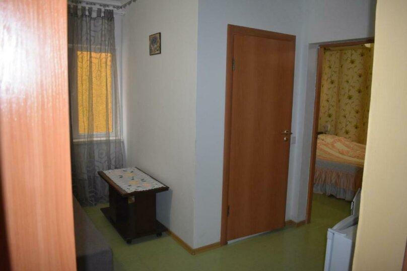 Улучшенный четырехместный номер, Озёрная улица, 29, ПК Кавказ, Голубицкая - Фотография 7