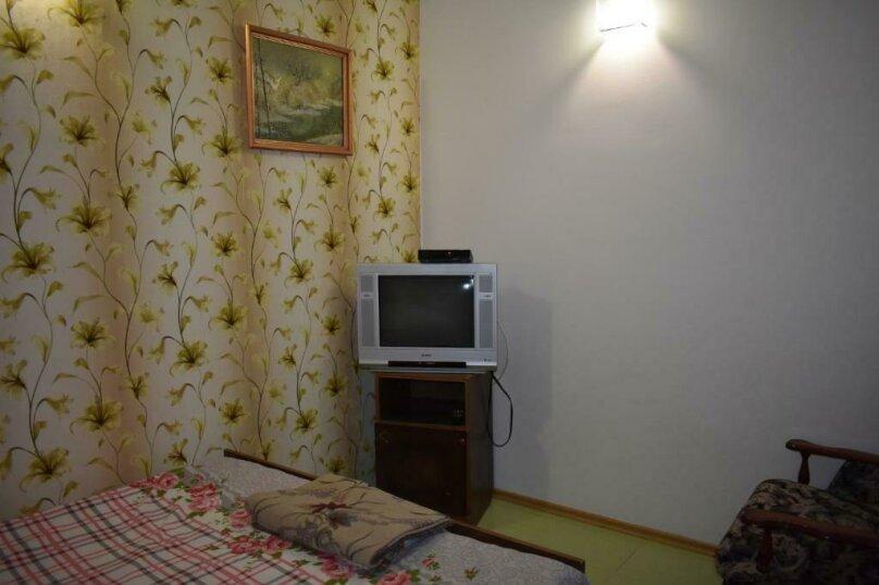 Улучшенный четырехместный номер, Озёрная улица, 29, ПК Кавказ, Голубицкая - Фотография 8
