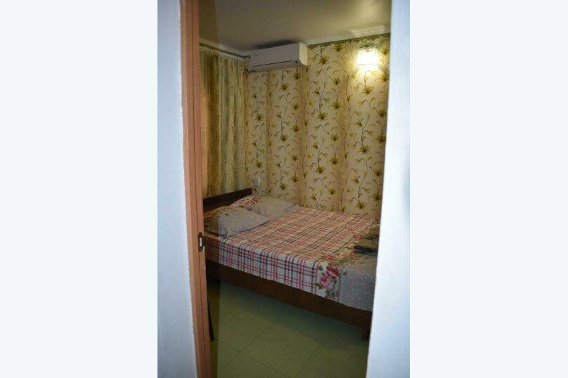 Улучшенный четырехместный номер, Озёрная улица, 29, ПК Кавказ, Голубицкая - Фотография 9
