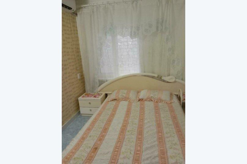 Улучшенный четырехместный номер, Озёрная улица, 29, ПК Кавказ, Голубицкая - Фотография 13