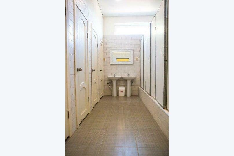 Трехместный номер эконом-класса с общей ванной комнатой, улица Харазия, 2, Новый Афон - Фотография 3