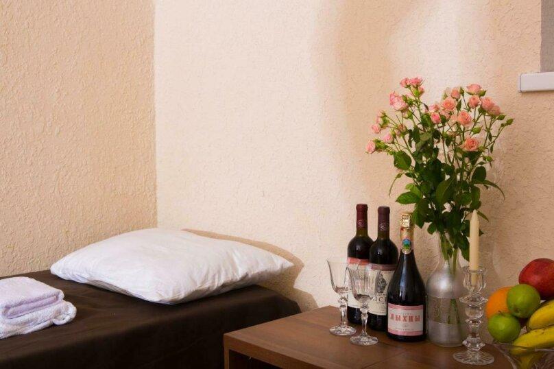 Четырехместный номер с общей ванной комнатой, улица Харазия, 2, Новый Афон - Фотография 1