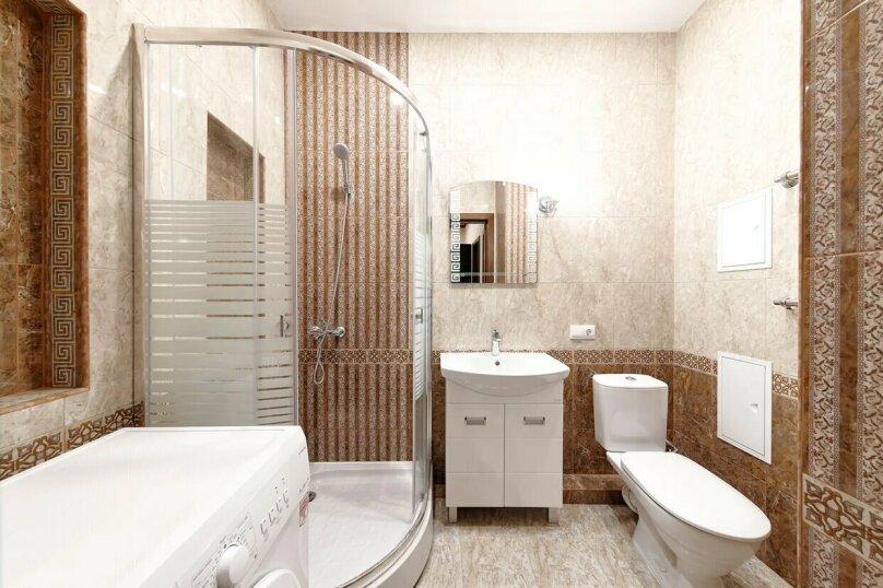 1-комн. квартира, 40 кв.м. на 2 человека, улица Энгельса, 95, Новороссийск - Фотография 3