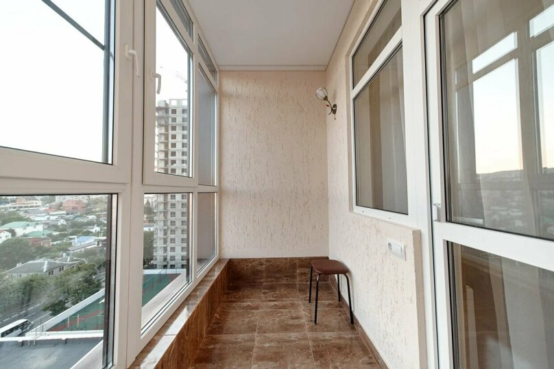 1-комн. квартира, 40 кв.м. на 2 человека, улица Энгельса, 95, Новороссийск - Фотография 5