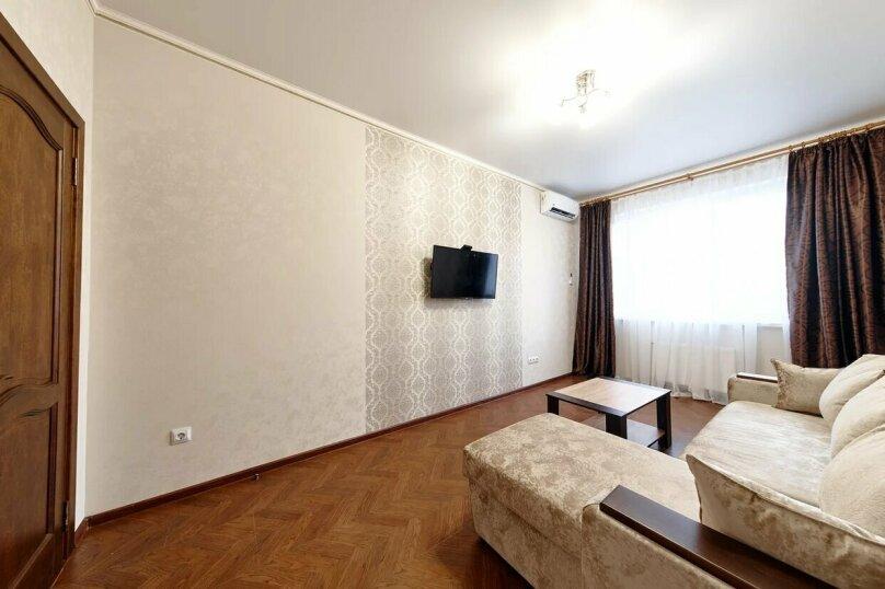 1-комн. квартира, 40 кв.м. на 2 человека, улица Энгельса, 95, Новороссийск - Фотография 7