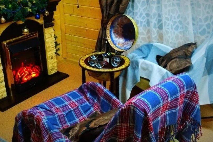 Гостевой дом , 90 кв.м. на 13 человек, 3 спальни, Пиньгуба, 1, Петрозаводск - Фотография 17