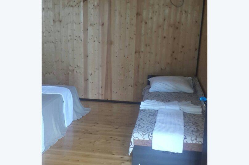 Двухместный номер Делюкс с 1 кроватью и дополнительной кроватью, Молочный совхоз , 10, Пицунда - Фотография 11