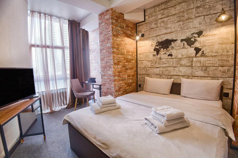 Стандартный двухместный номер с 1 кроватью, улица Скляренко, 48А, Самара - Фотография 1