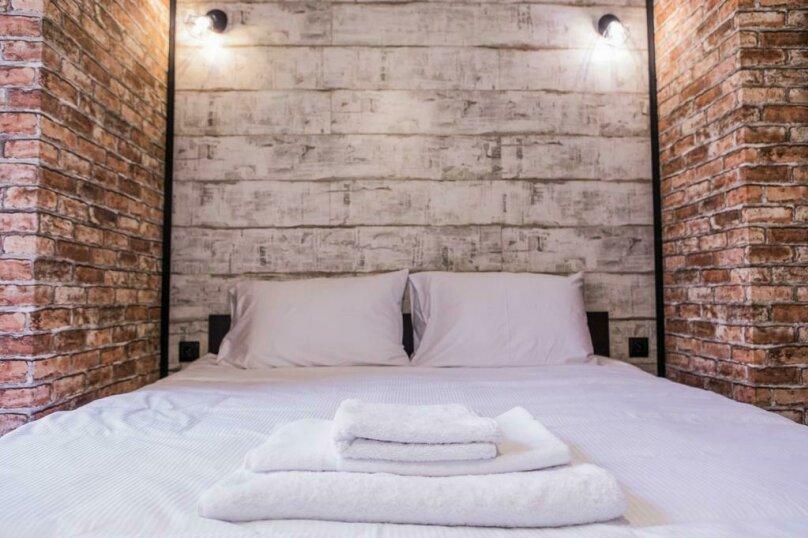 Стандартный двухместный номер с 1 кроватью, улица Скляренко, 48А, Самара - Фотография 2