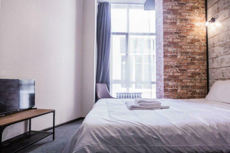 Стандартный двухместный номер с 1 кроватью, улица Скляренко, 48А, Самара - Фотография 3