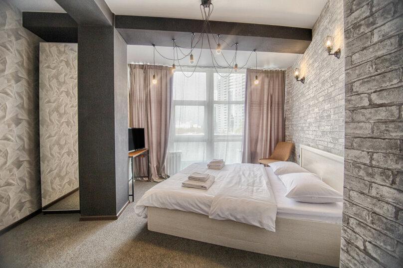 Стандартный двухместный номер с 1 кроватью, улица Скляренко, 48А, Самара - Фотография 4