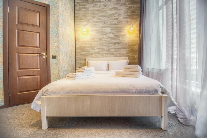 Стандартный двухместный номер с 1 кроватью, улица Скляренко, 48А, Самара - Фотография 5