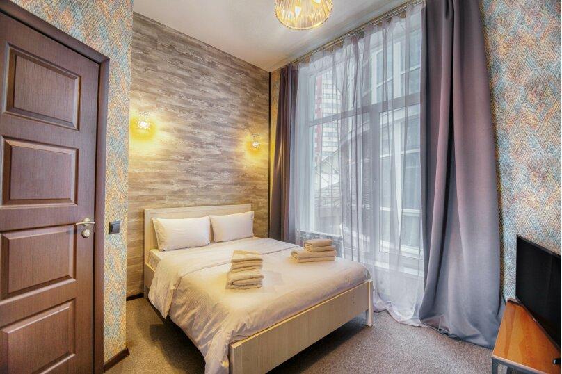 Стандартный двухместный номер с 1 кроватью, улица Скляренко, 48А, Самара - Фотография 6