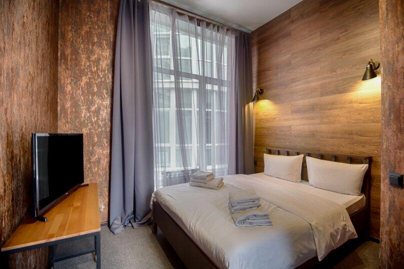 Стандартный двухместный номер с 1 кроватью, улица Скляренко, 48А, Самара - Фотография 7