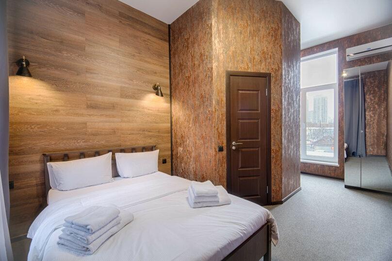 Стандартный двухместный номер с 1 кроватью, улица Скляренко, 48А, Самара - Фотография 8